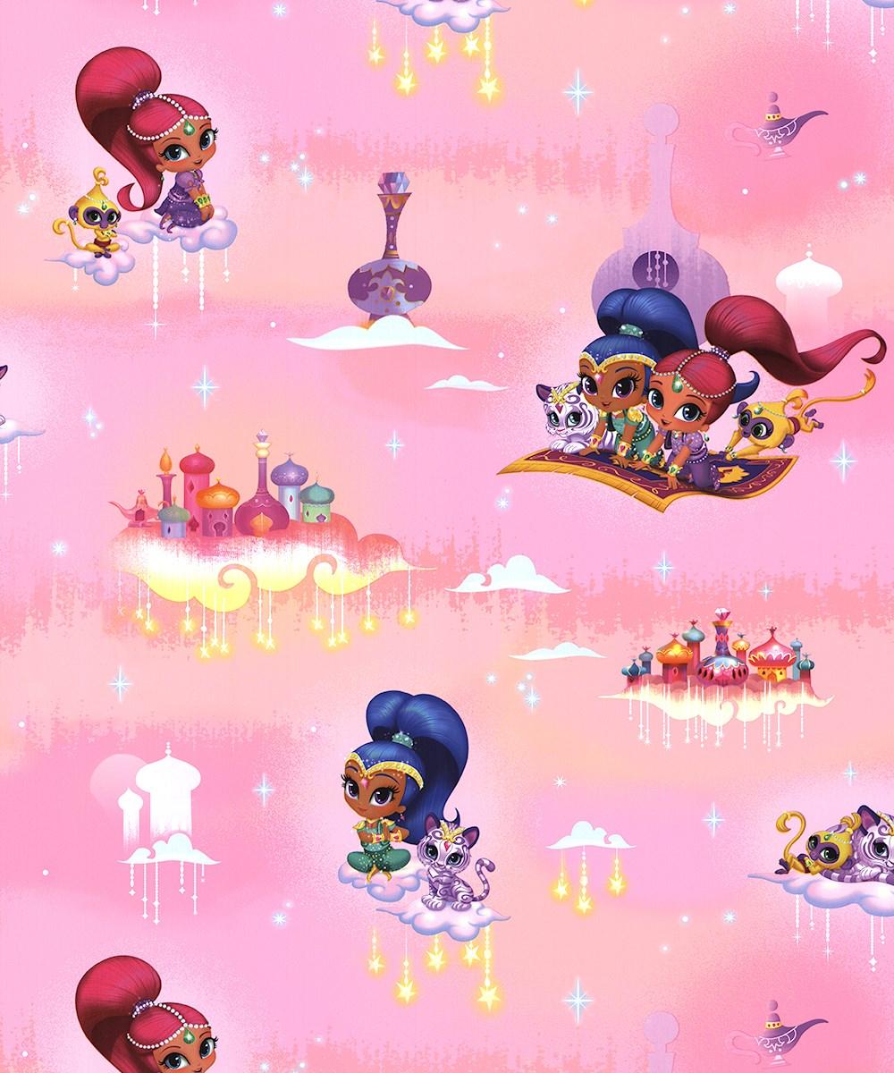 Debona Shimmer & Shine Wallpaper WP4-SHI-SHI