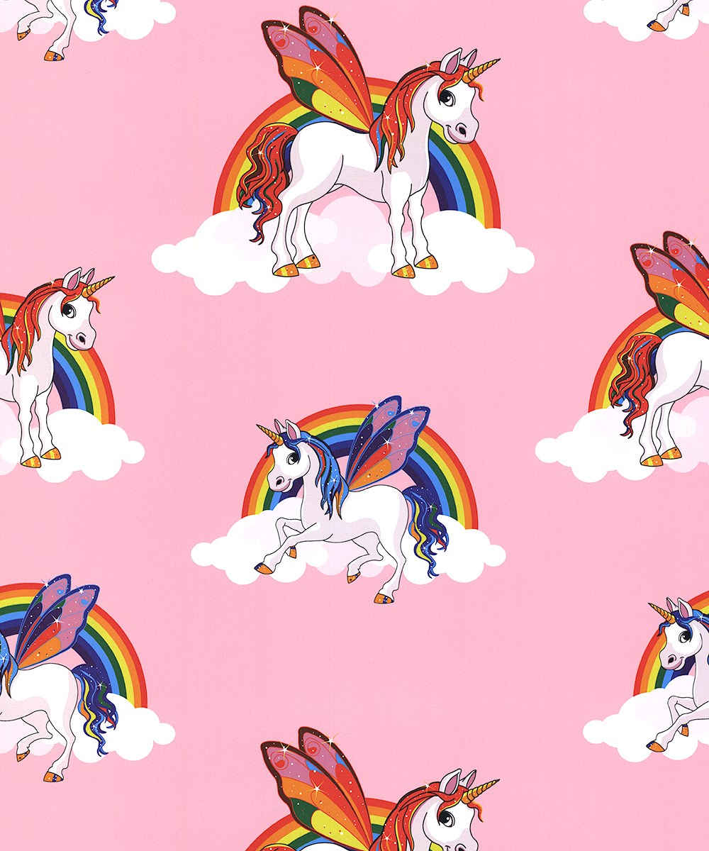 Gambar Wallpaper Unicorn Pink - Cari Gambar Keren HD