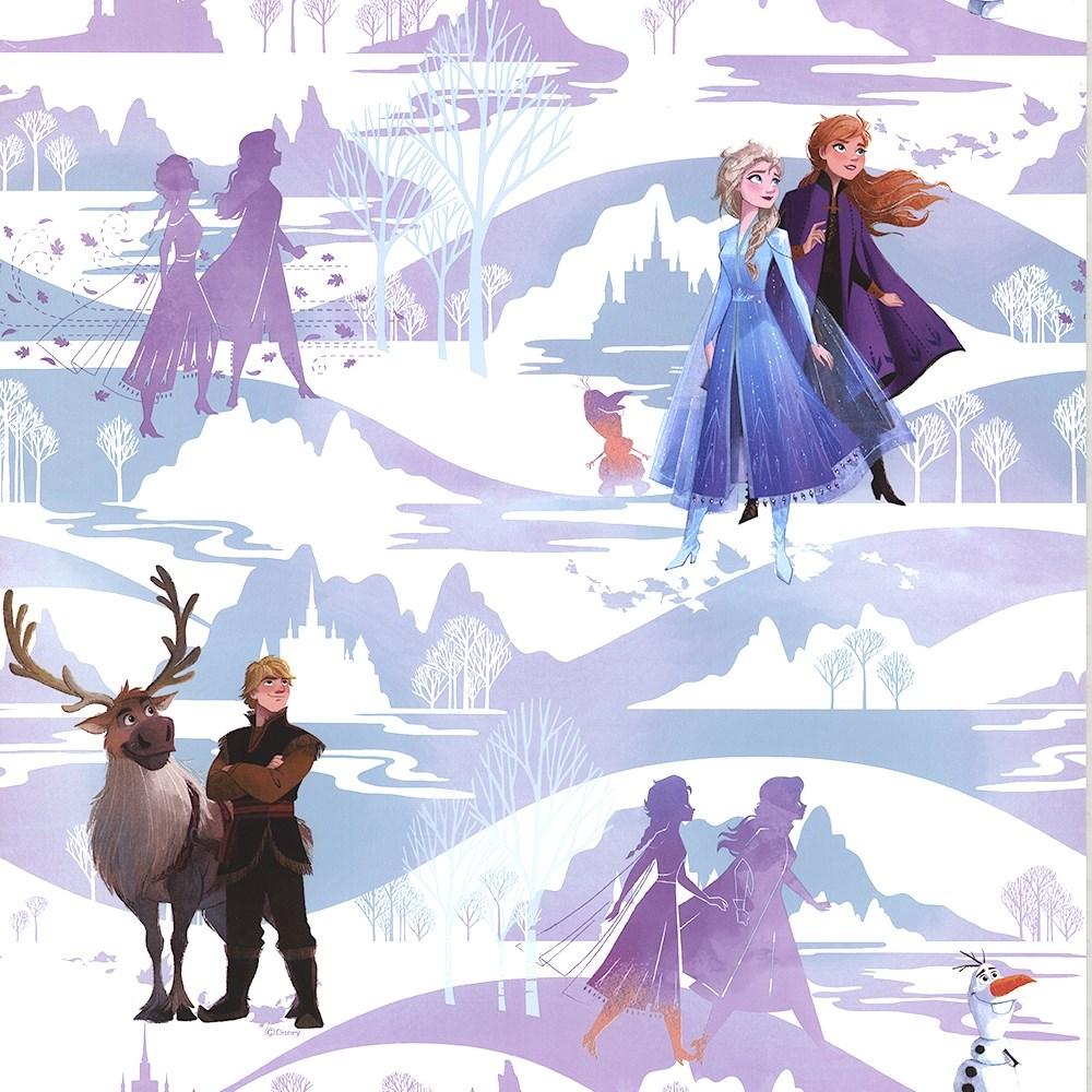 Graham Brown Disney Frozen Scene Wallpaper 108238 Elsa Anna